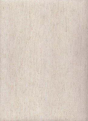 18 count Zweigart Aida Rustico Natural Colour No. 54 Fabric -  size 49 x 54cms