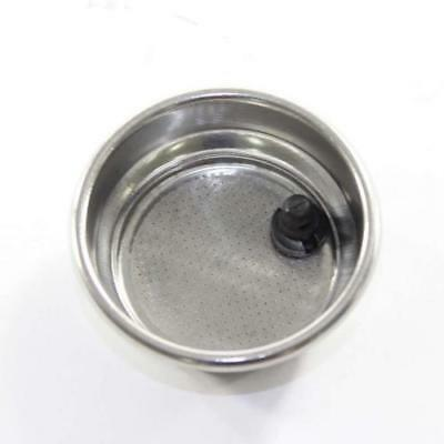Gaggia 996530010302  Stainless Steel 2 Cup Filter Basket with Pin - Pressurised