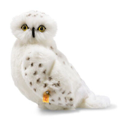 Steiff Eule Hedwig 25 cm weiss Harry Potter