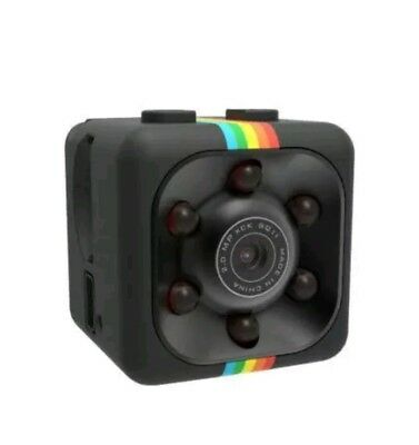 Sq11 Hd Mini Dv Spy Micro Camera Spia Nascosta Telecamera Sport Full