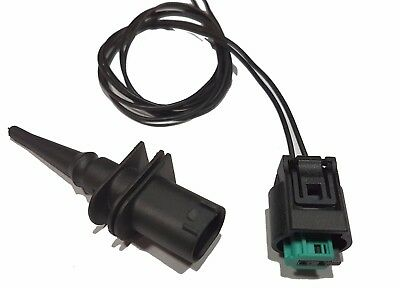 New Bmw External Air Ambient Temperature Temp Sensor E46 E39 E38 X3 X5 M5 M6 Z4