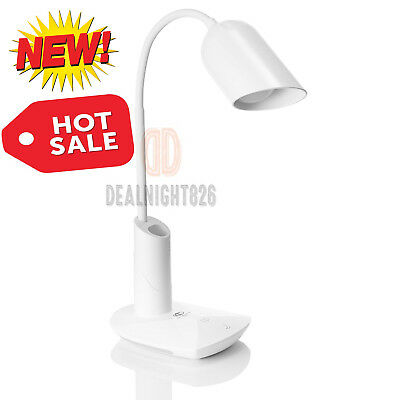 Invictus Dimmable Touch Sensor 54 LED Light Desk Table Reading Book Lamp + Power