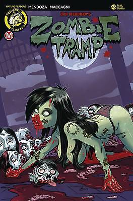 Zombie Tramp Ongoing #45 Cover C Garcia Action Lab Nm