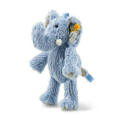 Steiff Soft Cuddly Friends Earz Elefant 20 cm blau