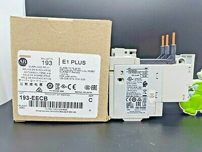 ALLEN BRADLEY 193-EECB  Solid State Overload Relay Trip 1.0-5.0A (3 Phase)