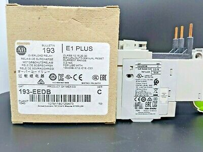 ALLEN BRADLEY 193-EEDB  Solid State Overload Relay 3.2-16A (3 Phase)
