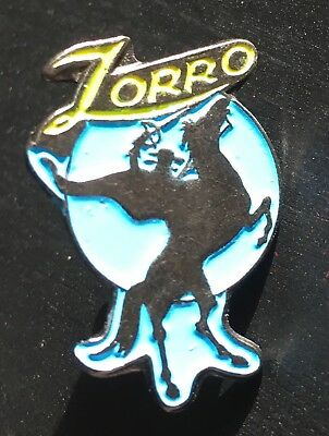Pin, Zorro, Film
