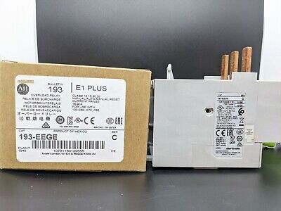 ALLEN BRADLEY 193-EEGE Solid State Overload Relay 18-90A (3 Phase)