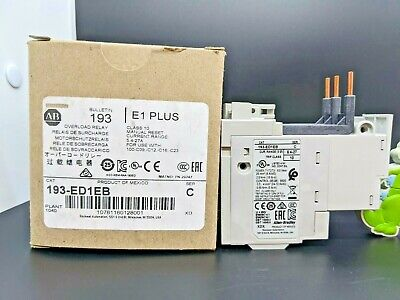 ALLEN BRADLEY 193-ED1EB Solid State Overload Relay 5.4-27A (3 Phase)