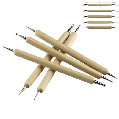 M00550x10 MOREZMORE 10 Pack THAT/'S THE ONE MINI Tool Clay Wood Wooden Sculpt