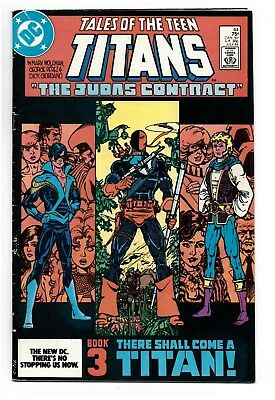 Tales of the Teen Titans #44 (1984, DC) - 1st Nightwing appearance (mid-grade)