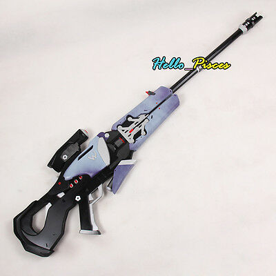 """Exclusive Made Anime Game Overwatch OW Widowmaker Weapon PVC Cosplay Prop 49"""""""