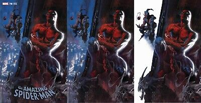 Amazing Spiderman 798 Dell Otto Comicxposure Virgin Variant 3Pk Set Pre-Sale 4/4