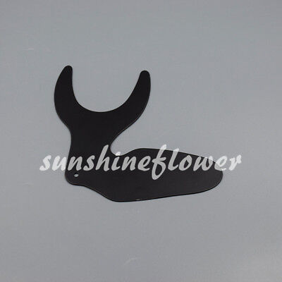 1x C-2B Dental Contraster Jaw Photographic Black Background Board Palatal Image