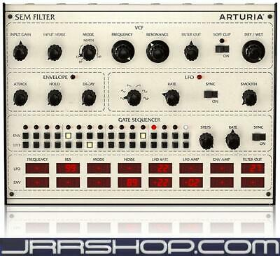Arturia SEM-Filter eDelivery JRR Shop