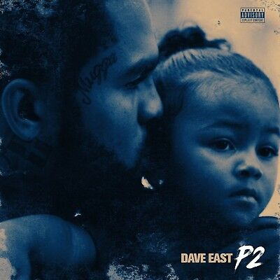 Dave East Paranoia 2 Official Mixtape Album CD Sealed Front/Back Artwork 2018
