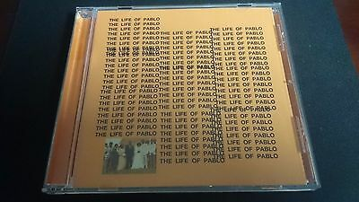 Kanye West The Life of Pablo Def Jam Import Sealed New 2016 EXPLICIT PA