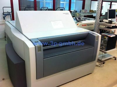 thermal CtP Vollautomat  Heidelberg Suprasetter 105 mit Prinect Workflow