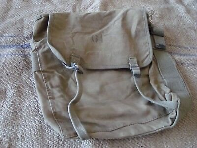 WW2 US Military Haversack Carrying Bag (Field Bag or Jump Bag/Paratrooper?)