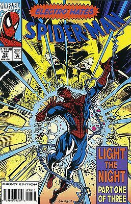 Spider-Man # 38 September 1993  Marvel Comics