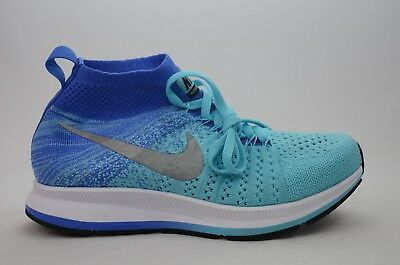 4473414437698 NIKE ZM PEGASUS All Out Flyknit GS Youth 4Y-7Y New in Box NO Top Lid ...