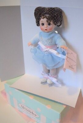 """Madame Alexander 8"""" Doll FIGURE EIGHT TOTAL MOVES - WENDY, MINT in Box"""