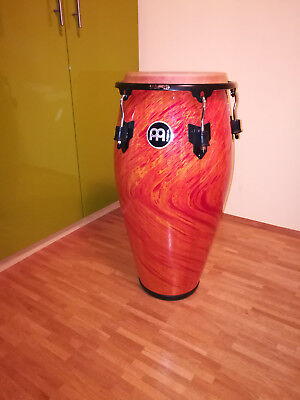 Meinl Quinto (Conga) Amber Flame MCC-11 AF 11 Zoll mit Ständer