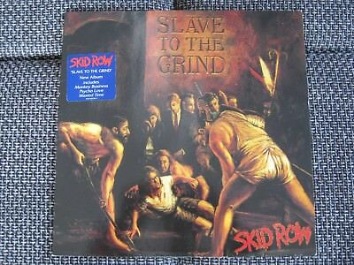 SKID ROW - Slave To The Grind - LP 1991 Atlantic w/OIS / HYPE-Sticker