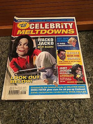 The Pop-Up Book of Celebrity Meltdowns by Heather Havrilesky (2006, Hardcover)