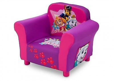 Paw Patrol Pink Upholstered Chair