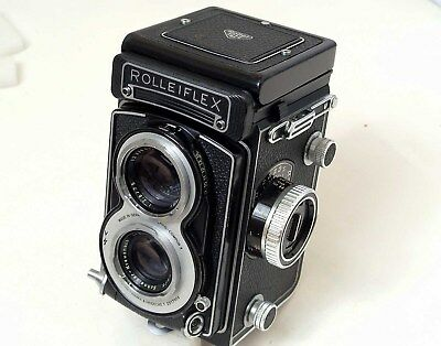 Rolleiflex T  Withe-Face  Top!