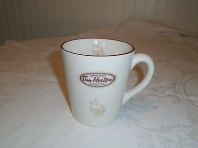 Tim Horton's Ltd Edition 2007 Steaming Coffee Mug #007 Excellent