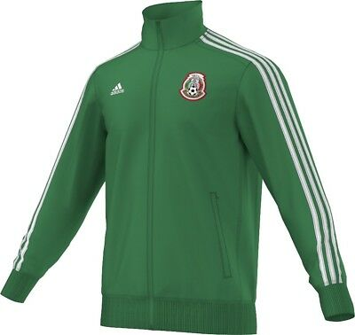 ADIDAS MEN S MEXICO ZNE Anthem Jacket Core Green CF0541 -  79.98 ... 221b7fcf2cafe