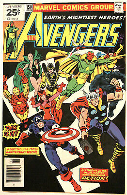 AVENGERS #150, the Wasp, MARVEL, original owner, HIGH GRADE