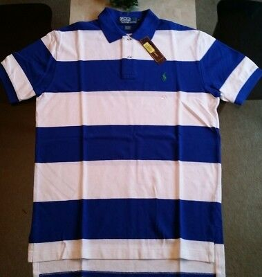 Men's Polo Ralph Lauren Shirt Medium M New w/ Tags and Authentic!!!