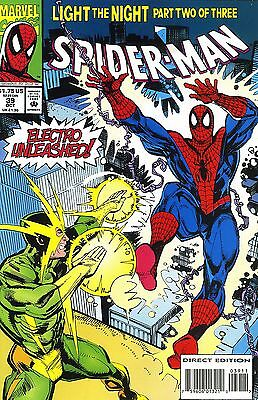 Spider-Man # 39 October 1993  Marvel Comics