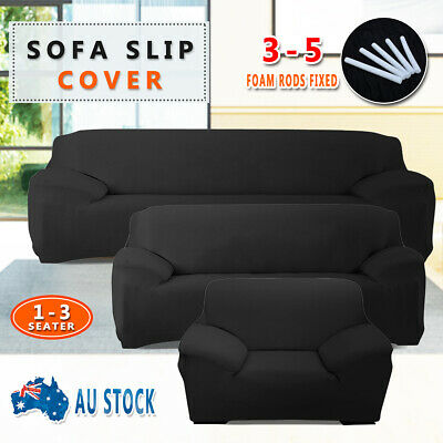 Portable Stretch Sofa Couch Covers Slip Cover 1 Seater 2 3 Au