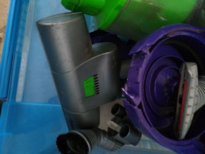 Dyson Bagless vaccum cleaner parts