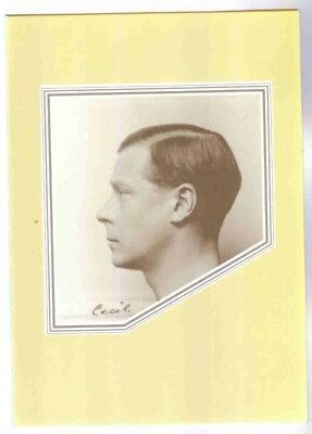 King Edward Viii Portrait By Hugh Cecil Postcard