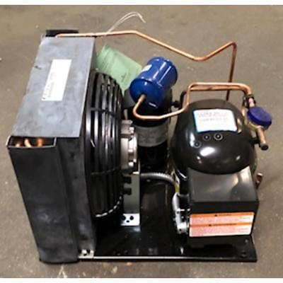 Copeland Mcfh-A036-Iaa-272 1/3 Hp Med/high Temp Refrigeration Condensing Unit