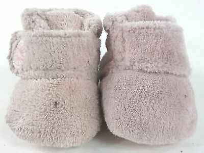 7f2e5019beb UGG BABY BIXBEE Terry Cloth Infant Bootie - Baby Pink US Size 0/1