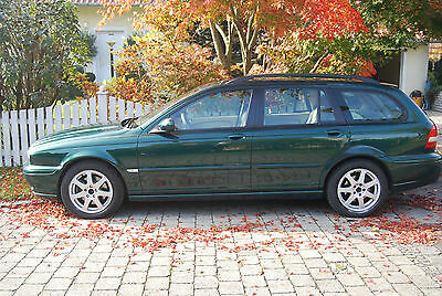 Jaguar X-Type Estate Kombi 2.2 Diesel