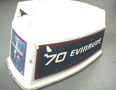 70HP OUTBOARD ENGINE Evinrude 1996 model 2 stroke, fully