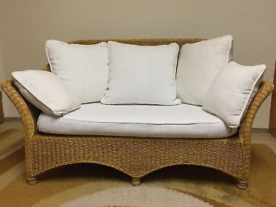 antikes sofa vintage shabby chic biedermeier weiss couch. Black Bedroom Furniture Sets. Home Design Ideas