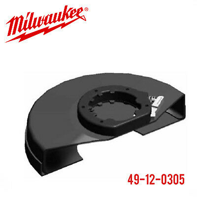 Milwaukee 49-12-0305 6 Inch T1 Guard Assembly, Abrasive or Diamond Wheels, NEW