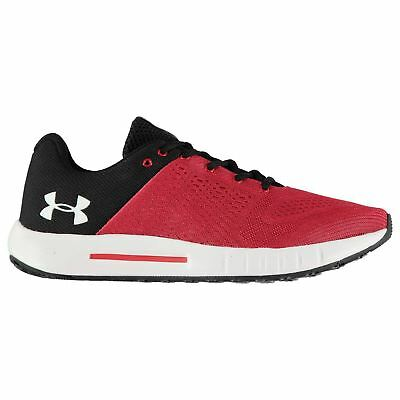 Under Armour Micro G Pursuit Sneakers Mens Gents Runners Laces Fastened