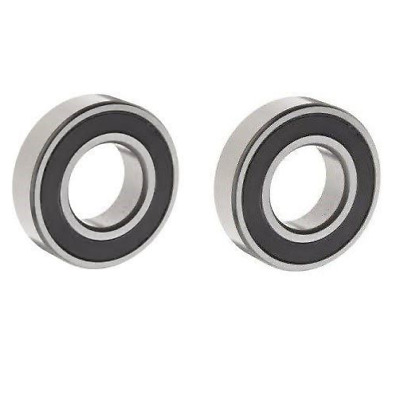 Replacement (DUNLOP) Countax 10802200 Ride On Mower Front Wheel & Axle Bearings