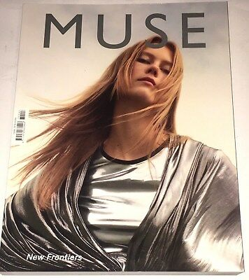 Muse Magazine 47 JULIE HOOMANS Hailey Benton Gates STEFFY ARGELICH Marte Mei