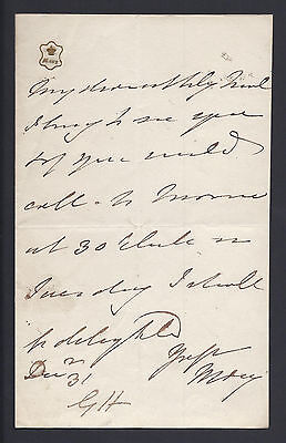 Princess Mary Duchess of Gloucester Love Note Daughter King George III Hanover