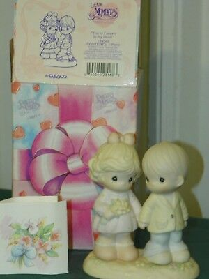 ENESCO 1996 Little Precious Moments #139548 You're Forever In My Heart